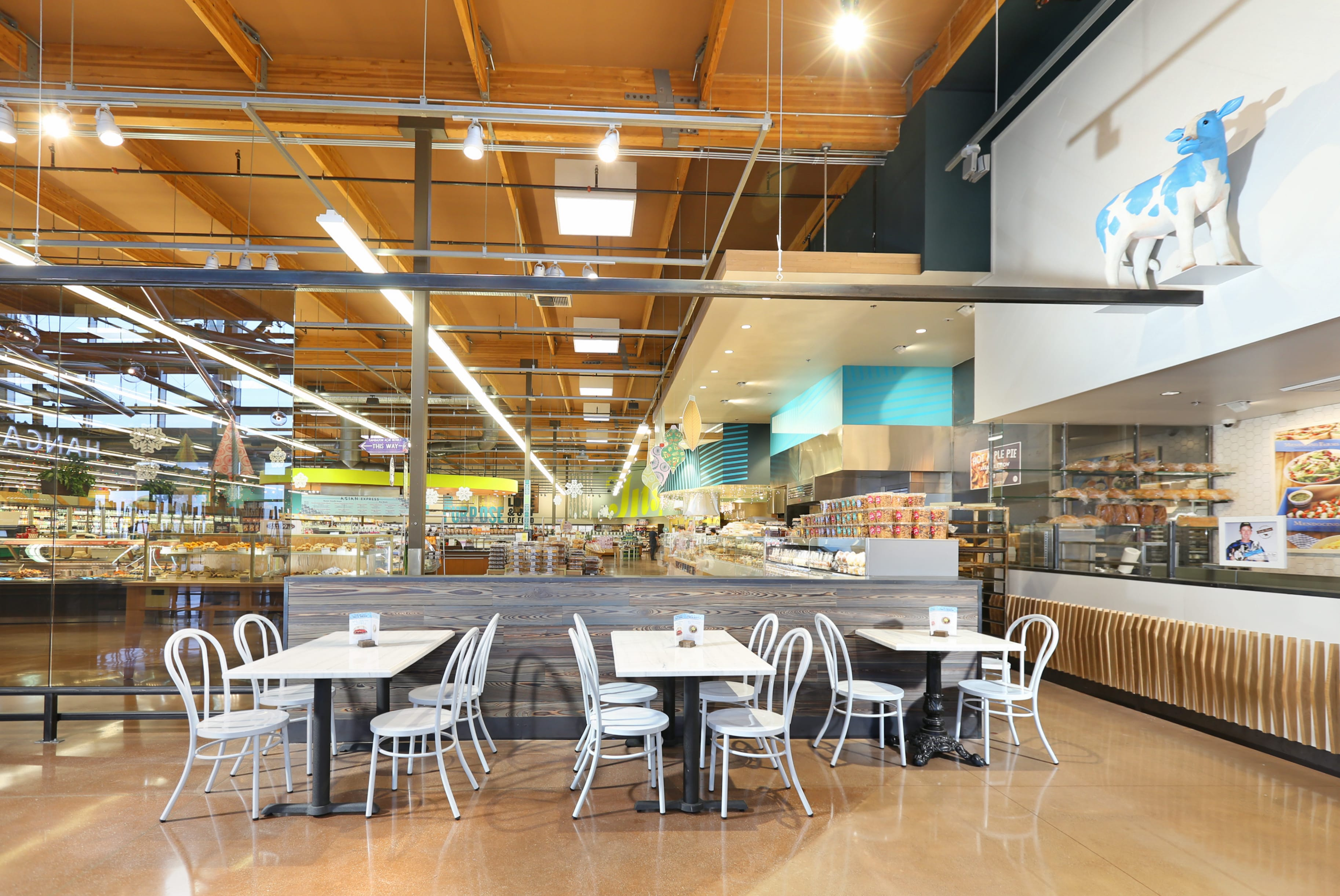 Mendo Whole Foods Seating
